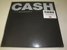 Johnny Cash : American Recordings I - VI 7 LP BOX (Quality Records en appuyant