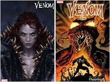 VENOM 19 Cover A & Jee-Hyung Lee Mary Jane Variant 2019 (NM)🚨🚨