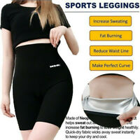 Compression HOT Body Shaper Slimming Tummy Pants Waist Thigh Tights Trimmer US