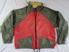 Vtg 70s 80s Sun Mountain Sports Missoula Montana Windbreaker Jacket Sz L Nylon