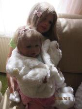 Traumhafte Reborn-Puppe Nuckelchen von Doris Stannat-Zertifikat-neu