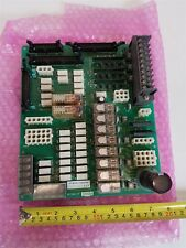 Toyoda RCBKIF Printed Circuit Board PCB - Brake Interface (?) - Used Very Clean