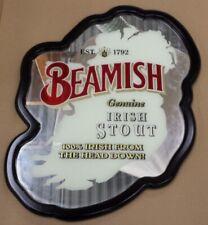 BEAMISH BEER MIRROR
