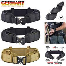 Herren Canvas Männer Taktische Gürtel Outdoor Militär Ausrüstung Nylon Taktisch