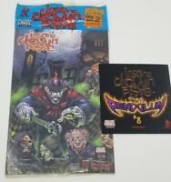 Insane Clown Posse  - The Pendulum 8 Comic Book & CD set ICP Violent J twiztid