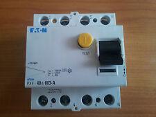 Eaton FI-Schutzschalter 40A 4p, 30mA PXF-40/4/003-A