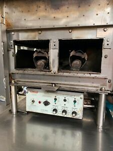 NIECO HAMBURGER CONVEYOR CHARBROILER GRILL GAS Make Offers Must GO!