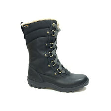 Timberland Women's Mount Hope Leather & Fabric Waterproof Snow Boots 8709R