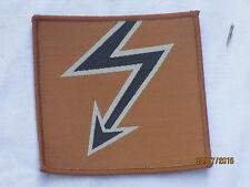 16th Air Assault Brigade, reconnaissance, EMG,. Badge, TRF, Patch, 1st Pattern