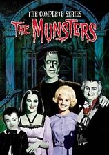 Munsters Complete Series 0025192006005 With Yvonne De Carlo DVD Region 1