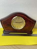 seiko mantell alarm clock QEJ236 Wood Working