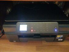 Brother MFC-J2850W All-In-One Inkjet Printer + 4 black ink cartuches