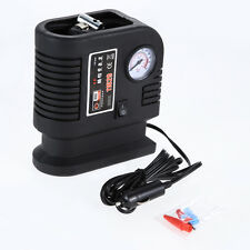 300PSI Car 12v Air Compressor Bike Tyre Inflator Electric Portable Pressure Pump