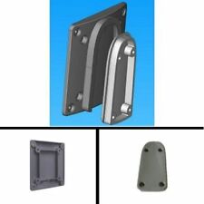 Caravan Motorhome Camper Rigid TV Bracket & Wall Mount BLACK  8082435