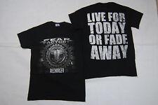 Fear Factory Cargador T camisa pequeña Oficial Nueva Demanufacture obsoletas De Metal