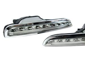 LED Tagfahrlicht für Porsche Boxster 987 Chrom 04-08