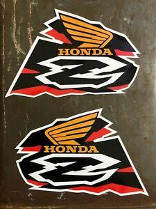 Honda STICKER / DECAL Z50 Mini Trail Z 50 Z50r Z 50r motorcycle Left & Right