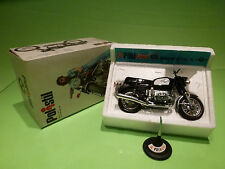 POLITOYS POLISTIL MS105 BMW R 75/5 R75 - 1:15 - RARE SELTEN - NEAR MINT IN BOX