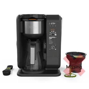 Ninja Warme und Kalte Brewed System Mit Glas Karaffe Kaffeemaschine
