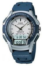 Casio WS300-2E Men's Sports Jogging 10 Lap Memory Ana-DigI Alarm Chrono Watch