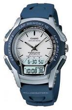 Casio WS300-2E Men's Sports Jogging 10 Lap Memory Ana-DigI Alarm Chrono Watch