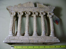 New listing Imagitarium Greco-Roman Temple Ruins Aquarium Ornament New Greek Fish Tank Decor