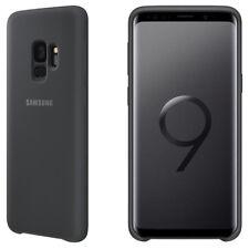Original Samsung Galaxy S9 Silikon Cover Slim Case Hülle Schutzhülle EF-PG960
