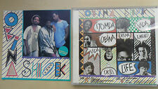 Obina Shok/Obina Shock Braziloid Gilberto Gil, Gal Costa 1988 7 Tr. USA /CD