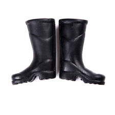 2X Mini Garden Yard Rubber Rain Boots For 1/12 Dollhouse Furniture Home Decor#V