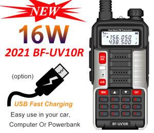 POUR BAOFENG UV10R DEUX BANDES PUISSANCE 16W 136-174/400-520MHZ TALKIE WALKIE