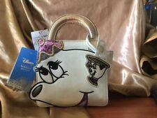 Danielle Nicole Disney MRS POTTS Saddle bag Beauty and the Beast CrossbodyHandle