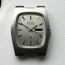 case for Bulova cal. 230 ACCUTRON STAINLESS STEEL TUNING FORK