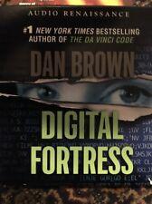 Digital Fortress (Dan Brown) - Abridged Audiobook - 5 CDs -