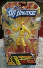 DC UNIVERSE CLASSICS REVERSE FLASH WAVE 20 FIGURE 7 RARE
