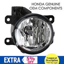 Geniune OEM Honda Part Front Driving Fog Light Lamp w/Bulb H11 CRV CR-V