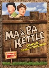 Ma  Pa Kettle: Complete Comedy Collection (DVD, 2011, 5-Disc Set)