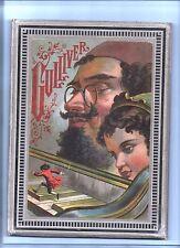 Livre d'enfants. GULLIVER. Editions Hinrichsen, 1882. 12 chromolithographies.