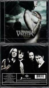 "BULLET FOR MY VALENTINE ""Fever"" (CD) 2010 NEUF"