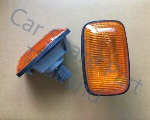 Side Marker Turn Amber Signal Light fits 1992-2001 Toyota Camry Sed WG
