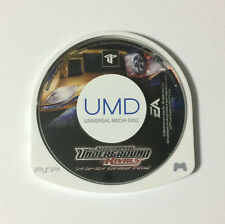 USED PSP Disc Only Need for Speed Underground Rivals JAPAN PlayStation Portable
