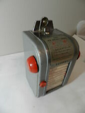 Vintage Jukebox Wallbox- Ami 40 Selection- Vintage Drive-In- Vintage Diner
