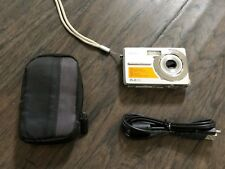 Kodak EasyShare MD853 8.2MP Digital Camera Video w/ Padded Zipper Case & Charger