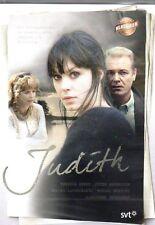 DVD Schweden : JUDITH, Alexander Skarsgård, Mikael Nyqvist, schwedisch svenska