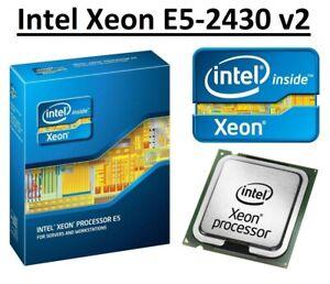 Intel Xeon E5-2430 v2 SR1AH 2.5 - 3.0 GHz, 15MB, 6 Core, Socket LGA1356, 80W CPU