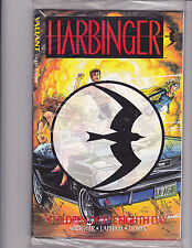 Harbinger Children of the Eighth Day Valiant Comics TPB + #0 comic 1992