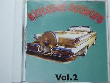 VARIOUS * Explosive Doo Wop Vol. 2 * VG++ (CD)