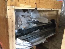 "very large crate of cable tray 4""-12"" -8 feet long enought for whole bulding"