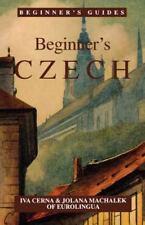 Beginner's Czech Beginner's Foreign Language English and Czech Edition
