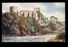 RAILWAY GNR Great Northern official Castle Series Durham Barnard Castle PPC