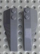 LEGO Star Wars DkStone wedges ref 41747 & 41748 / set 6209 6208 10174 7672 10195